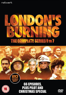London's Burning: The Complete Series 1-7 (1994) (Box Set) [DVD]