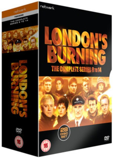 London's Burning: The Complete Series 8-14 (2002) (Box Set) [DVD]