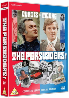 The Persuaders!: Complete Series (1971) (Box Set) [DVD]