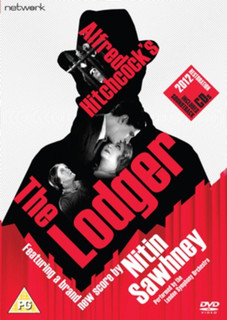 The Lodger (Nitin Sawhney Score) (1927) (with CD) [DVD]