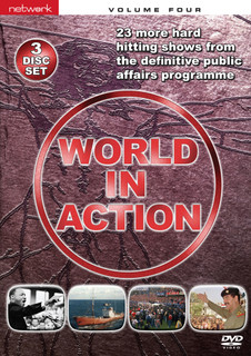 World in Action: Volume 4 (Normal) [DVD]