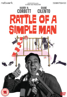 Rattle of a Simple Man (Normal) [DVD]