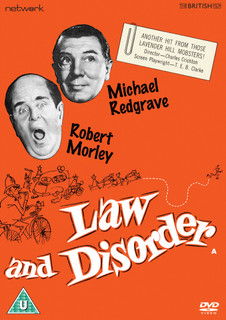 Law and Disorder (Normal) [DVD]