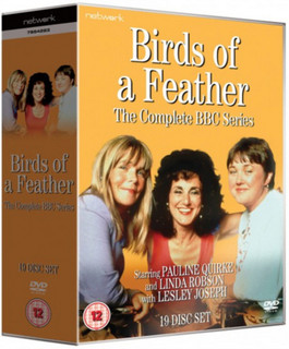 Birds of a Feather: The Complete Series 1-9 (Box Set) [DVD]