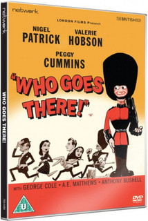 Who Goes There! (1952) (Normal) [DVD]