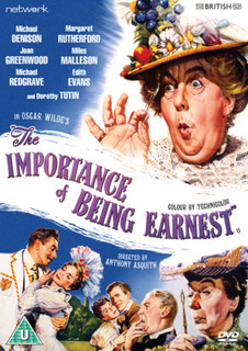 The Importance of Being Earnest (Normal) [DVD]