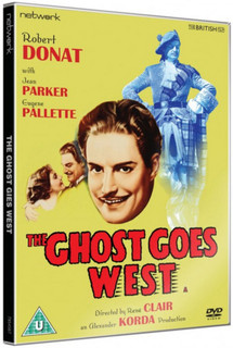 The Ghost Goes West (1936) (Normal) [DVD] [DVD / Normal]
