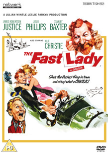The Fast Lady (Restored) [DVD]