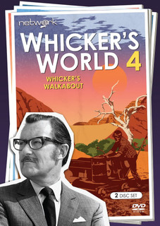 Whicker's World 4 - Whicker's Walkabout (1970) (Normal) [DVD] [DVD / Normal]