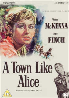 A Town Like Alice (Normal) [DVD]