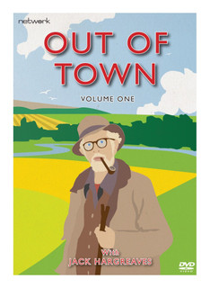 Out of Town - With Jack Hargreaves: Volume 1 (1981) (Box Set) [DVD] [DVD / Box Set]
