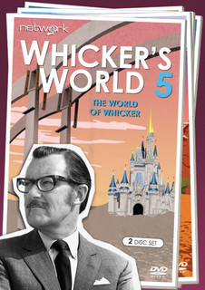 Whicker's World 5 - The World of Whicker (1972) (Normal) [DVD] [DVD / Normal]