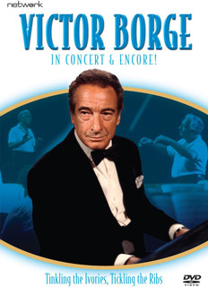 Victor Borge: In Concert & Encore! (Normal) [DVD]