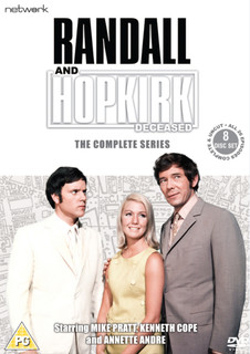 Randall and Hopkirk (Deceased): The Complete Series (1970) (Box Set) [DVD] [DVD / Box Set]