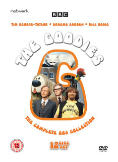The Goodies: The Complete BBC Collection (1980) (Box Set) [DVD] [DVD / Box Set]