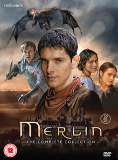 Merlin: The Complete Collection (2012) (Box Set) [DVD] [DVD / Box Set]