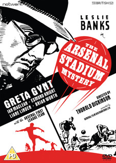 The Arsenal Stadium Mystery (1939) (Normal) [DVD] [DVD / Normal]