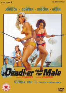 Deadlier Than the Male (Normal) [DVD]