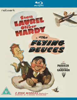 Laurel and Hardy: The Flying Deuces (1939) (Normal) [Blu-ray] [Blu-ray / Normal]