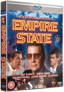 Empire State (1986) (with DVD - Double Play) [Blu-ray] [Blu-ray / with DVD - Double Play]