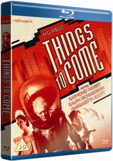 Things to Come (1936) (Normal) [Blu-ray] [Blu-ray / Normal]