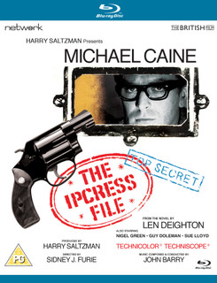The Ipcress File (Normal) [Blu-ray]