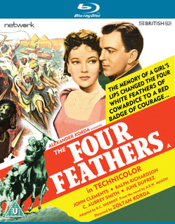 The Four Feathers (1939) (Normal) [Blu-ray] [Blu-ray / Normal]