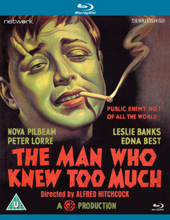 The Man Who Knew Too Much (1934) (Normal) [Blu-ray] [Blu-ray / Normal]