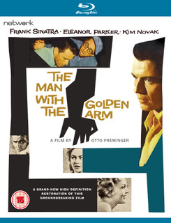 The Man With the Golden Arm (Normal) [Blu-ray]