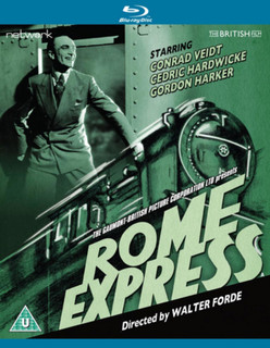 Rome Express (1932) (Normal) [Blu-ray]