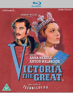 Victoria the Great (1937) (Normal) [Blu-ray]