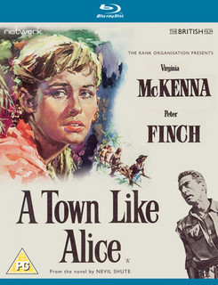 A Town Like Alice (Normal) [Blu-ray]