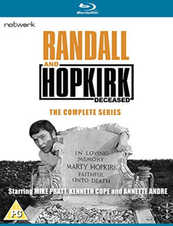 Randall and Hopkirk (Deceased): The Complete Series (1970) (Box Set) [Blu-ray] [Blu-ray / Box Set]