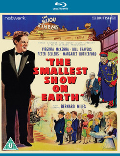 The Smallest Show On Earth (Normal) [Blu-ray]