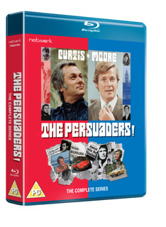 The Persuaders!: Complete Series (1971) (Box Set) [Blu-ray]