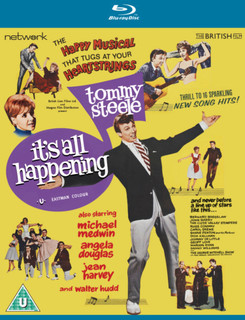 It's All Happening (1963) (Normal) [Blu-ray]