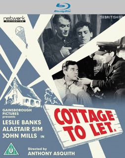 Cottage to Let (1941) (Normal) [Blu-ray]