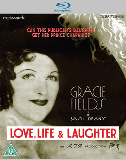 Love, Life and Laughter (1934) (Normal) [Blu-ray]