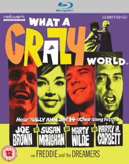 What a Crazy World (1963) (Normal) [Blu-ray] [Blu-ray / Normal]