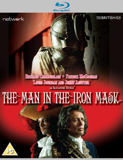 The Man in the Iron Mask (1977) (Normal) [Blu-ray]