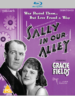 Sally in Our Alley (1931) (Normal) [Blu-ray]