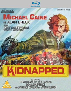 Kidnapped (1971) (Normal) [Blu-ray]