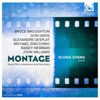 Montage: Great Film Composers and the Piano (Album) [CD]