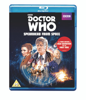 Doctor Who: Spearhead from Space (1969) (Normal) [Blu-ray] [Blu-ray / Normal]