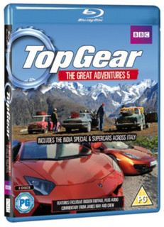 Top Gear - The Great Adventures: Volume 5 (Normal) [Blu-ray]