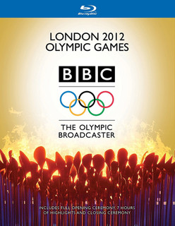 London 2012 Olympic Games - BBC the Olympic Broadcaster (Normal) [Blu-ray]
