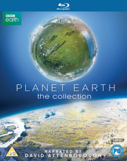 Planet Earth: The Collection (2016) (Box Set) [Blu-ray]
