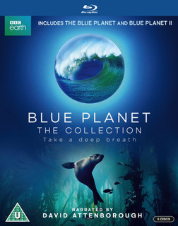 Blue Planet: The Collection (2017) (Box Set) [Blu-ray]
