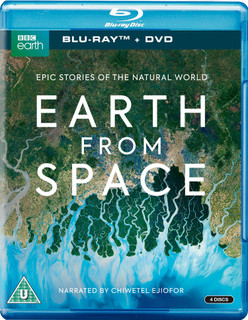 Earth from Space (2019) (with DVD - Double Play) [Blu-ray] [Blu-ray / with DVD - Double Play]