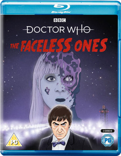 Doctor Who: The Faceless Ones (Box Set) [Blu-ray] [Blu-ray / Box Set]